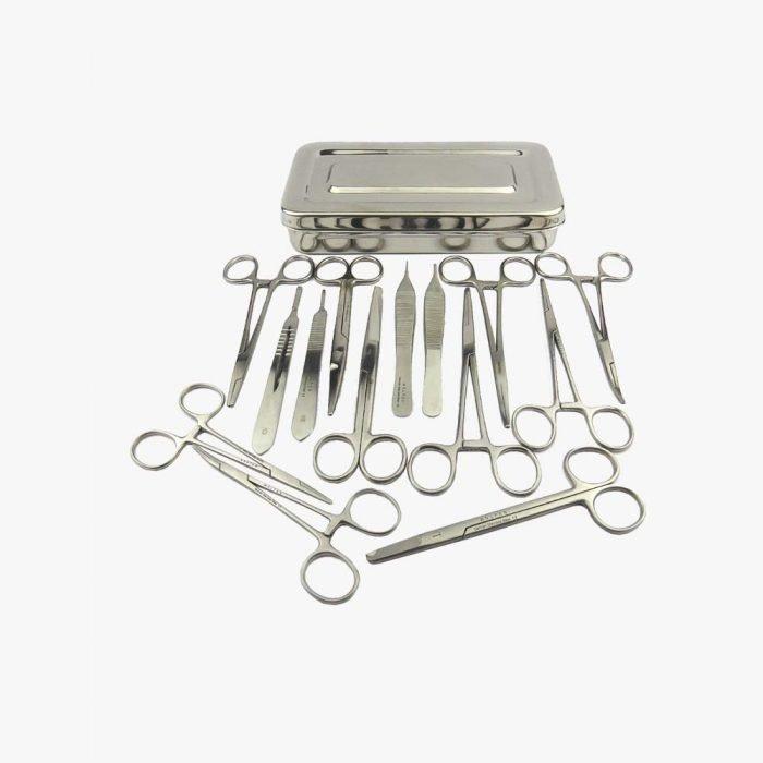 Kit instrumental Cirugía Menores
