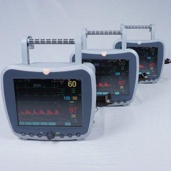 Monitor Multiparámetro uso Veterinario