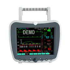 Monitor Multiparámetro Veterinario Portátil
