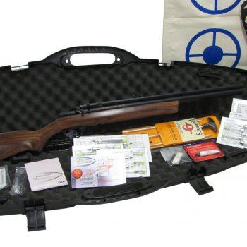 Rifle tranquilizante Alcance Medio