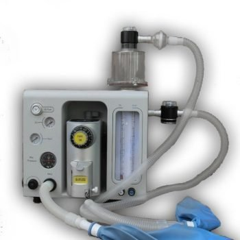 Máquina Anestesia Veterinaria Portátil