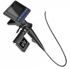 Endoscopio Flexible Veterinario
