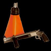 Rifle lanzador de redes