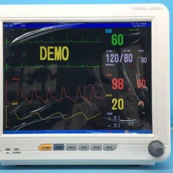 Multiparámetro Veterinario Touch screen